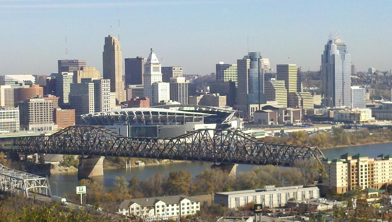 Cincinnati, OH #1858