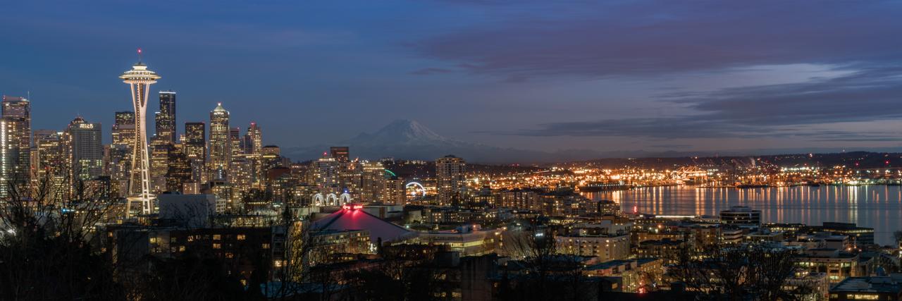 Seattle, WA #4510