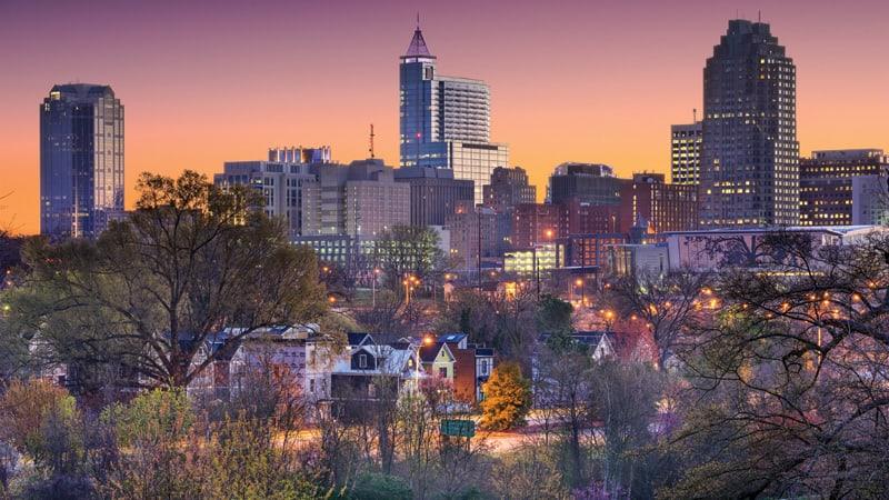 S. Raleigh, NC #4660