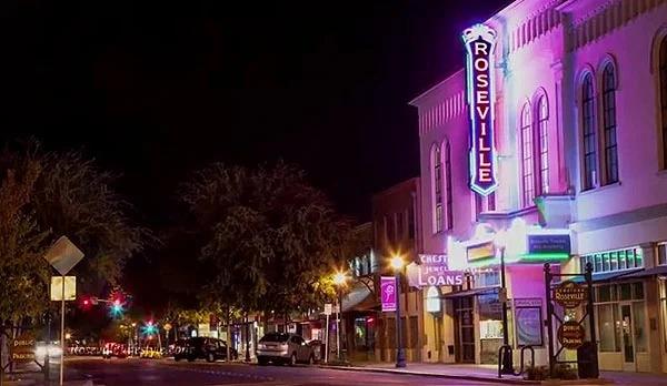 Roseville, CA #4663