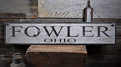 Fowler, OH #4703