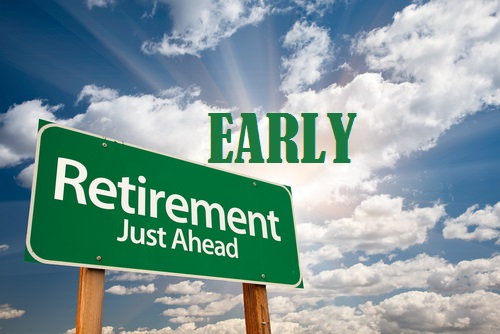 5 Ways to Afford Early Retirement
